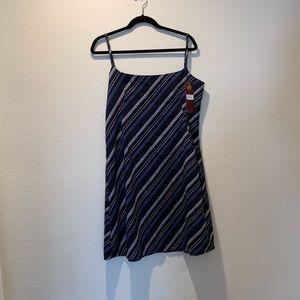 Dresses & Skirts - NWT DOWN LOAD striped dress